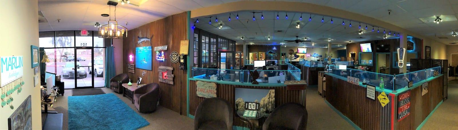 Big Marlin Group Office | Gilbert, AZ Marketing Agency