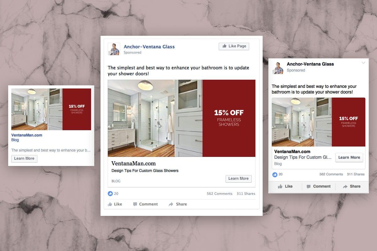 Social Media Advertisements | Anchor-Ventana | Case Studies | Clients | Big Marlin Group