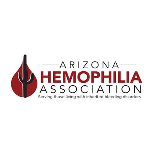 Arizona Hemophilia Association   Clients   Logo   Big Marlin Group