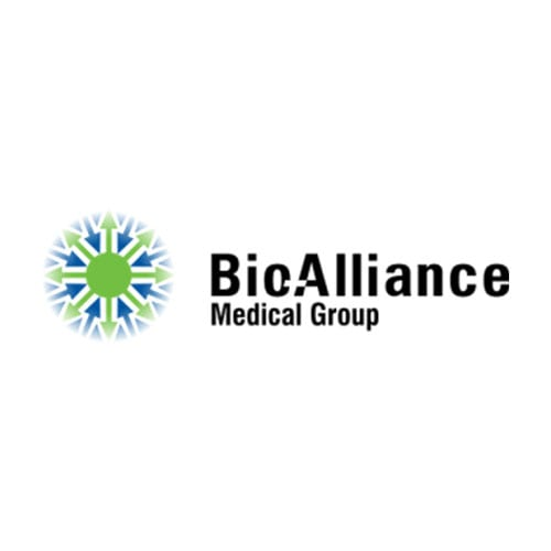 Bio-Alliance Medical Group | Clients | Logo | Big Marlin Group