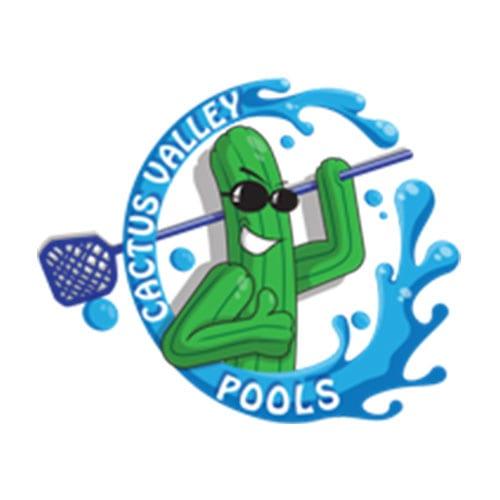 Cactus Valley Pools   Clients   Logo   Big Marlin Group