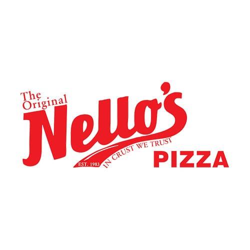 Nello's Pizza   Clients   Logo   Big Marlin Group