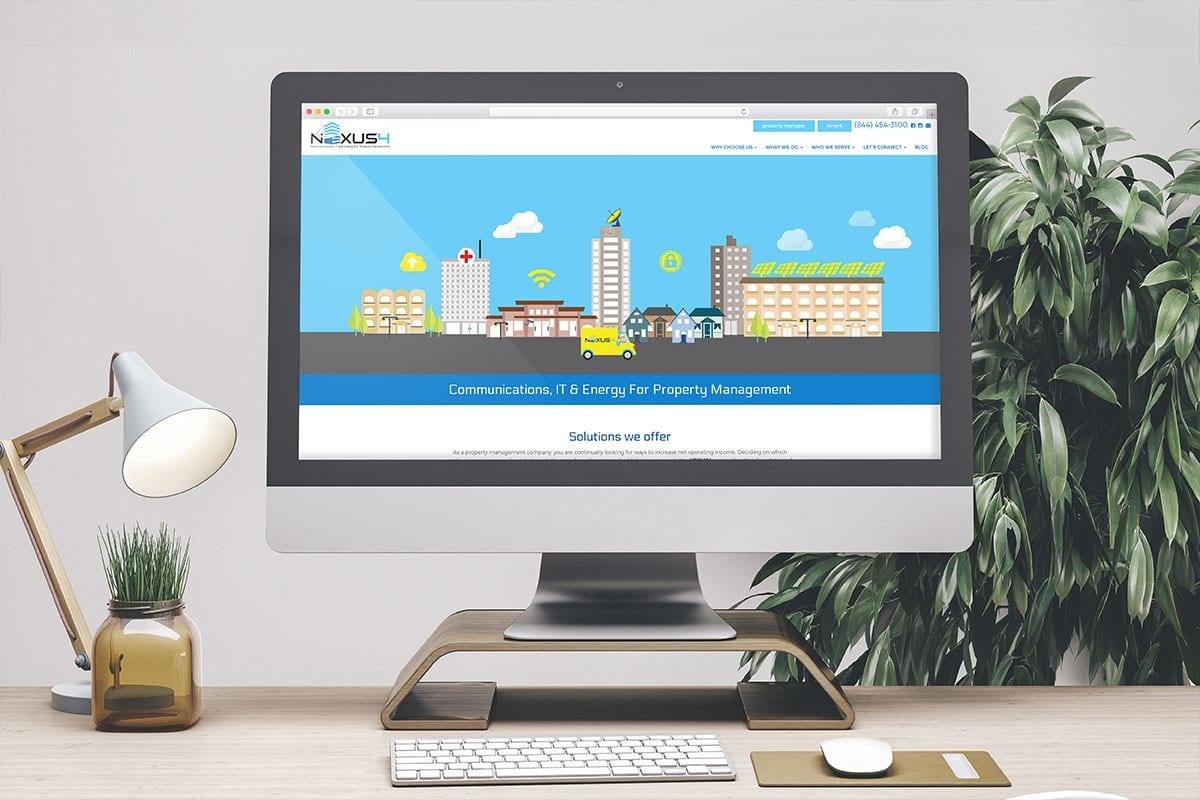 Animated Graphics | Web Development | Case Studies | Nexus4
