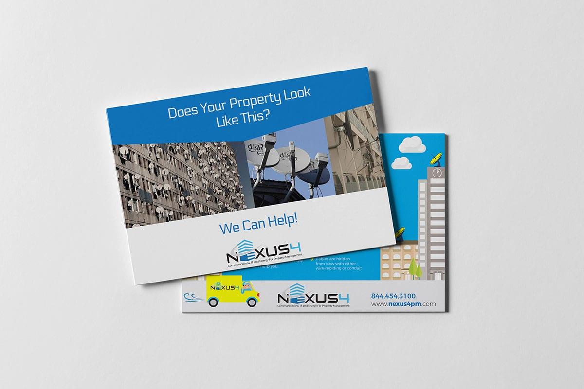 Design Services | Nexus4 | Case Studies | Marketing Clients | Big Marlin Group